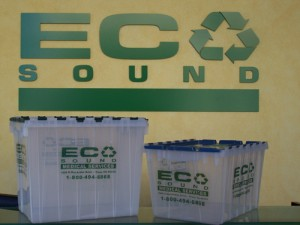 Our Environmentally Friendly Repack Containers